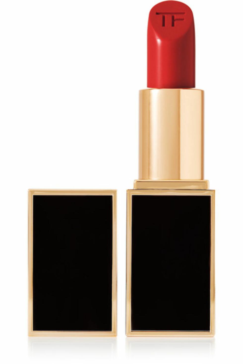 Leppestift fra Tom Ford via Net-a-porter.com | kr 424 | https://www.net-a-porter.com/no/en/product/760331/tom_ford_beauty/lip-color-matte---ruby-rush