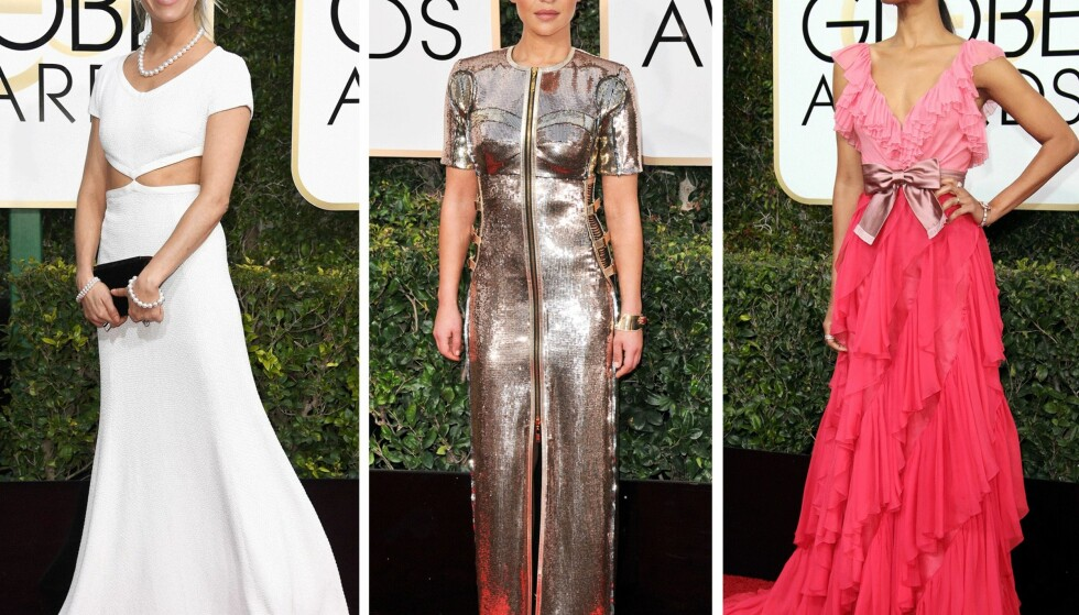 Alle antrekkene fra årets Golden Globes