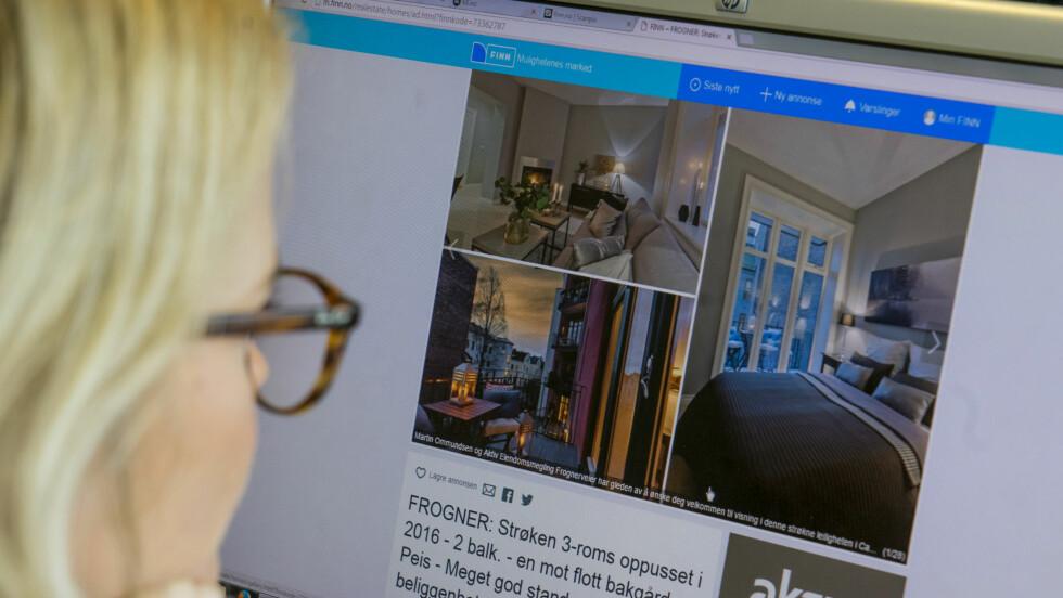 BOLIGKJØP: Om man kjøper bolig sammen med et partner, og kun den ene parten er i fast jobb, kan boliglån vurderes. Foto: Per Ervland