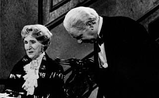 «Grevinnen og hovmesteren»: Dette visste du kanskje ikke om den ikoniske sketsjen