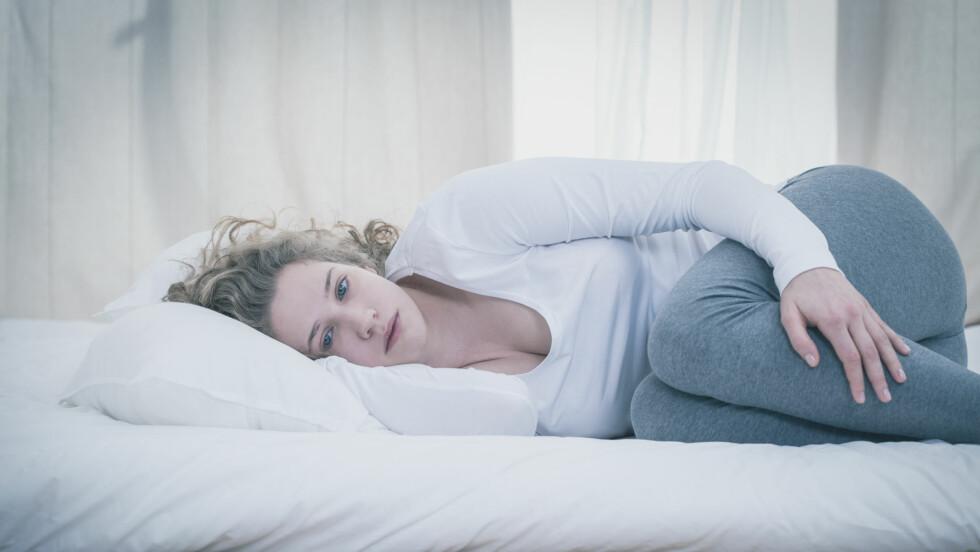 HØYT STOFFSKIFTE: Høyt stoffskifte er ikke en sjelden sykdom, og omkring 2,5 prosent av voksne kvinner rammes.  Foto: Shutterstock / Photographee.eu