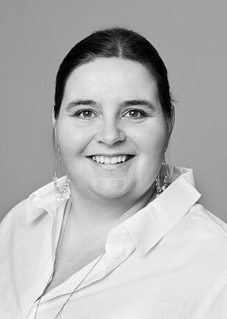 SOME-EKSPERT: Astrid Valen-Utvik er styreformann i Valen-Utvik AS som rådgir, etablerer og videreutvikler bedrifters satsing i sosiale medier.  Foto:  FOTO: May B. Langhelle