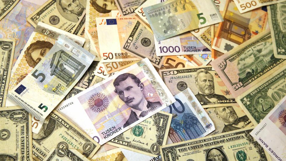 FÅ ORDEN PÅ ØKONOMIEN: Summen på bankkontoen har lett for å svinge til tider, derfor kan det være lurt å sjekke ut de tre rådene lengre ned i saken. Foto: NTB scanpix