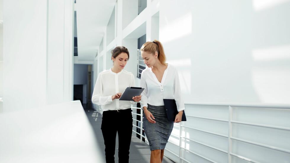 FORSKJELLSBEHANDLING: Er du lei av at sjefen behandler deg annerledes enn kollegene dine?  Foto: Shutterstock / GaudiLab