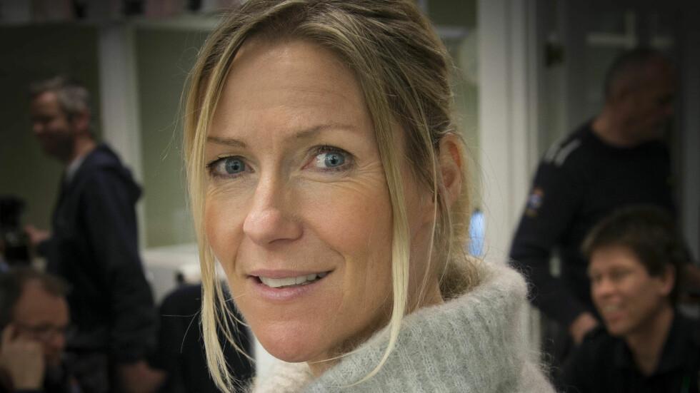 «HELENE SJEKKER INN»: Helene Sandvig (48) forteller til KK.no at hun trodde hun var mer åpen enn hun var. I seks episoder har sett hvordan det er å leve på ulike institusjoner i Norge, da Helene har sjekket inn.  Foto: NRK