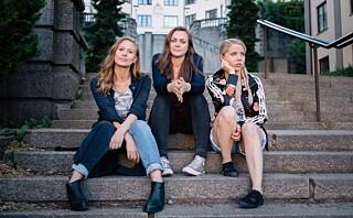 Unge lovende-stjernen spiller gravid i ny NRK-serie - var gravid i virkeligheten!