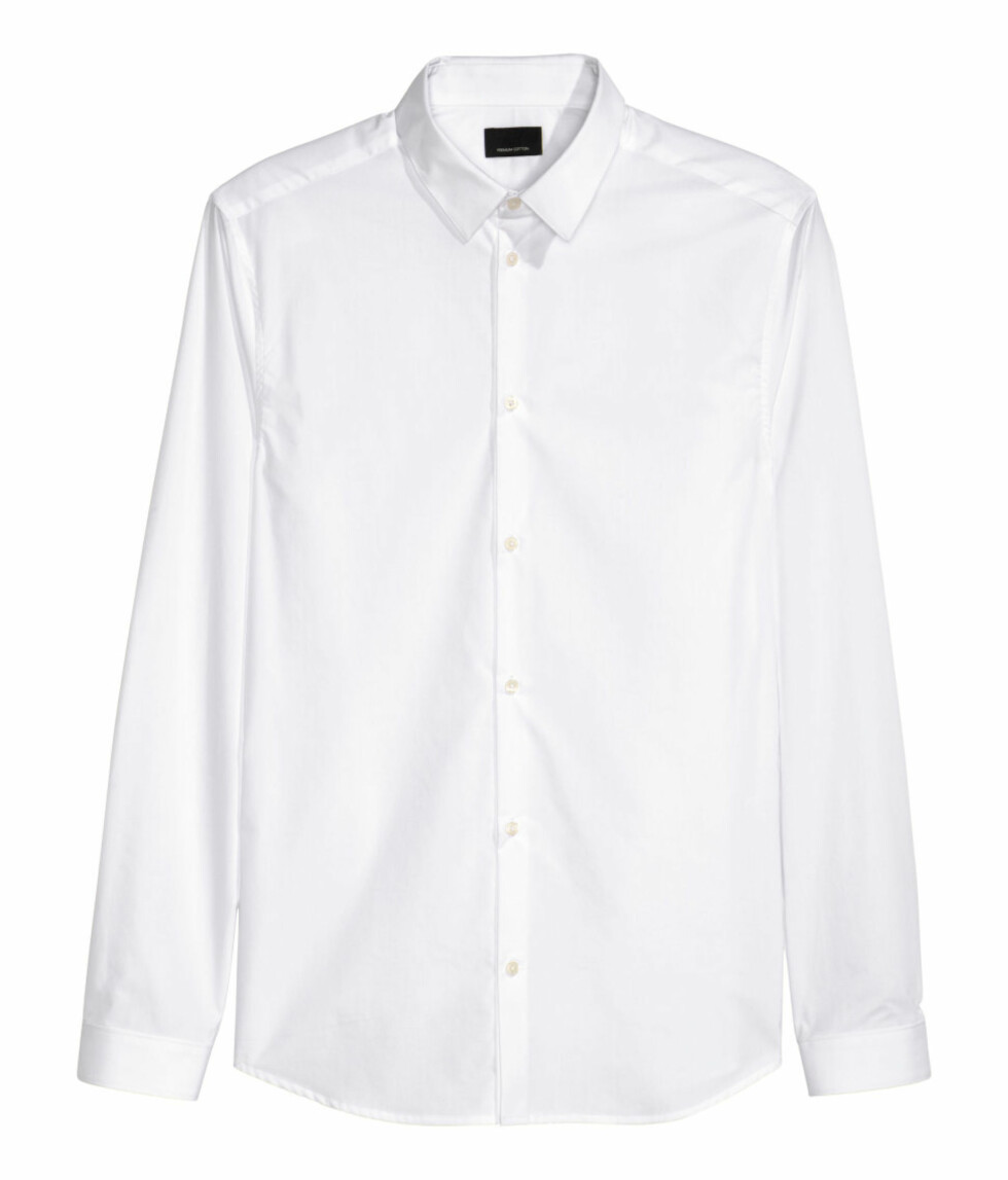 Skjorte fra H&M | kr 199 | http://www.hm.com/no/product/48189?article=48189-A