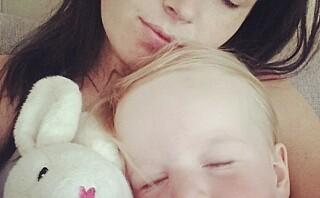 «Når mammaer er sliten, gråter de på badet»