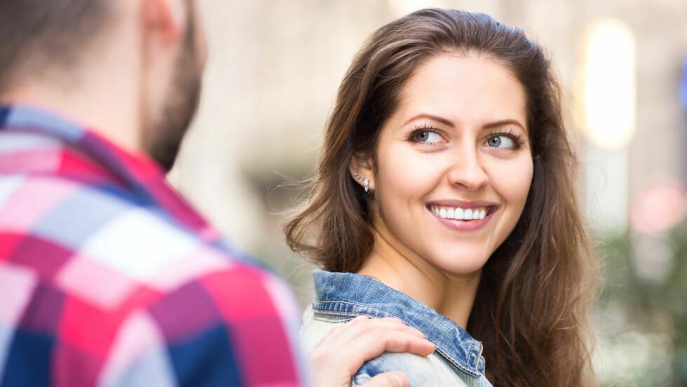 FORBUDTE FØLELSER: Har du fått følelser for en annen enn partneren din? Ifølge eksperten er det ikke uvanlig.  Foto: JackF - Fotolia