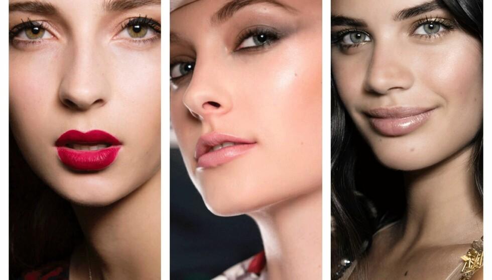 3 glamorøse sminkelooks du må prøve snarest