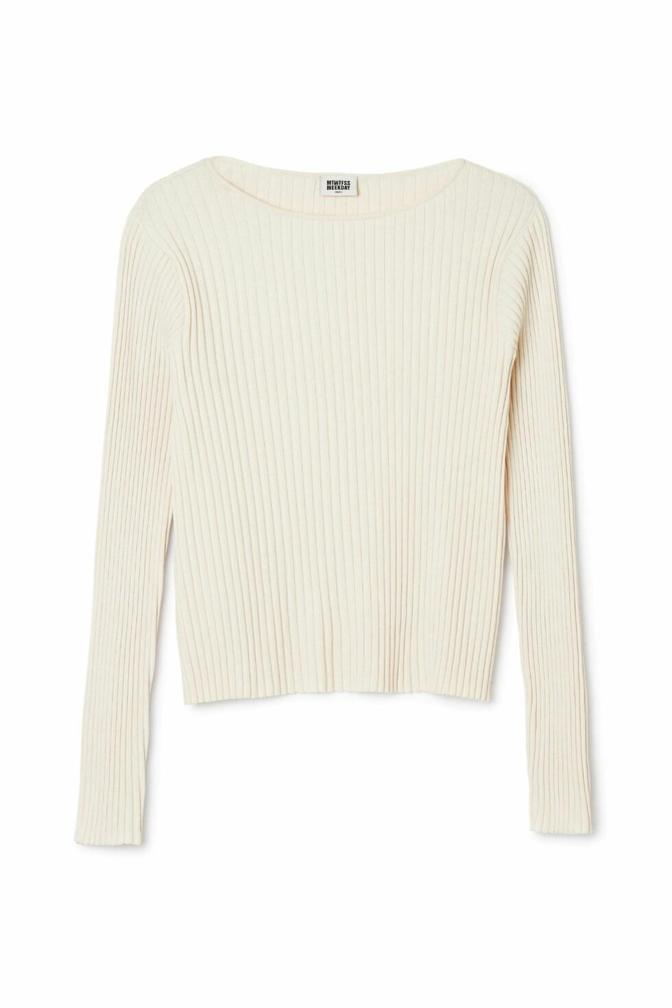 Genser fra Weekday | kr 300 | http://shop.weekday.com/se/Womens_shop/Knitwear/Turl_Jumper/542442-6490956.1#c-49930