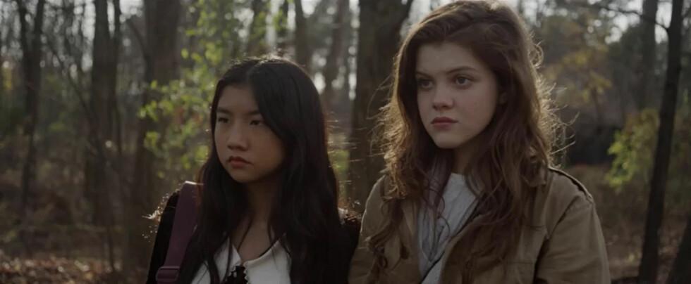 I DAG: Georgie har blitt 21 år og voksen. Her fra filmen The Sisterhood of Night fra i fjor.