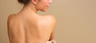Kan tørrbørsting virke oppstrammende på huden og gi mindre synlige cellulitter?