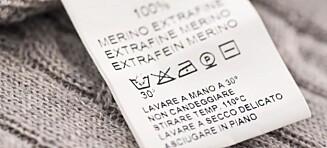 Så lenge kan du bruke ullundertøyet før du bør vaske det