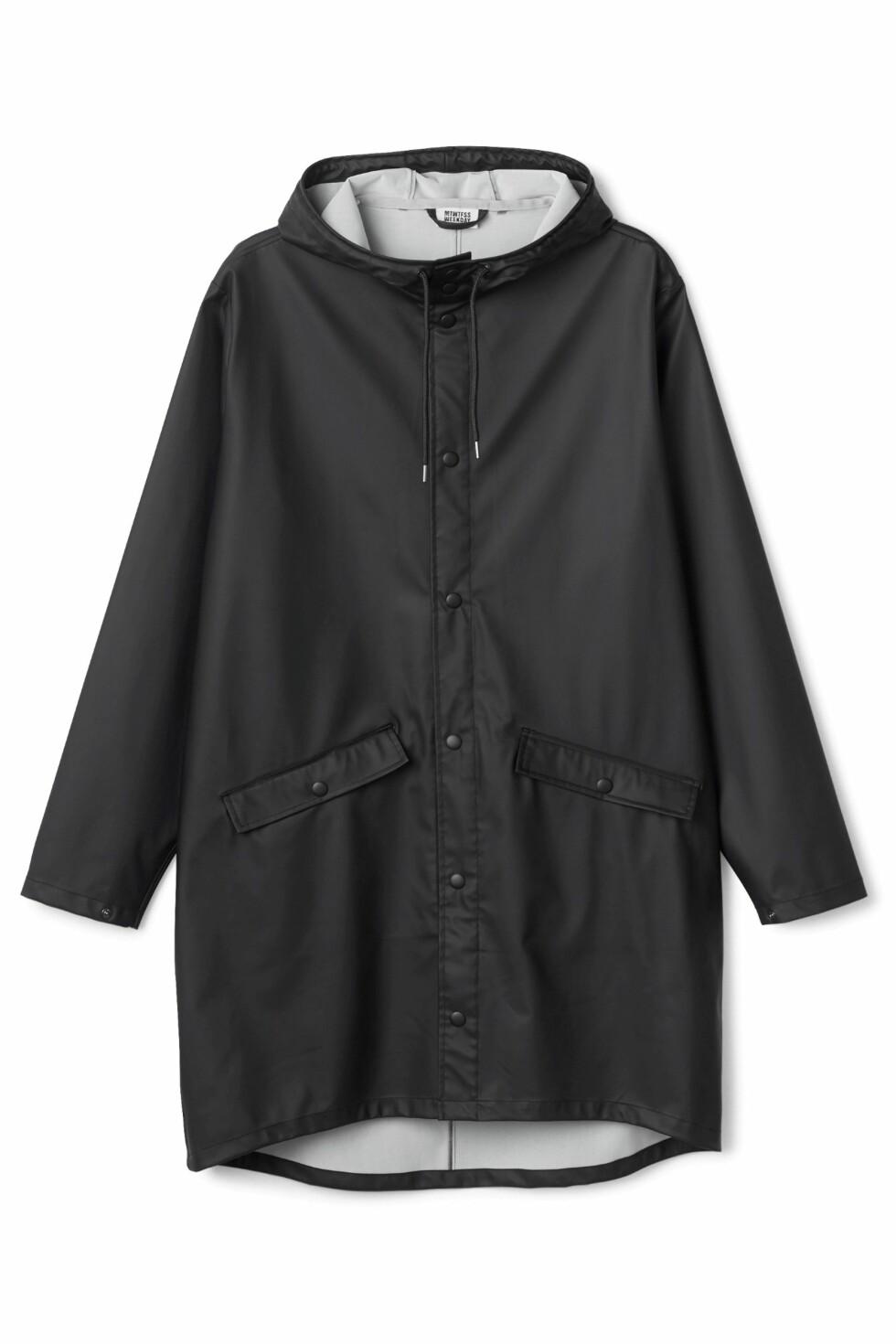 Regnjakke fra Weekday | kr 420 | http://shop.weekday.com/se/Womens_shop/Black_Friday/Sune_Raincoat/12059839-6779518.1#c-49930