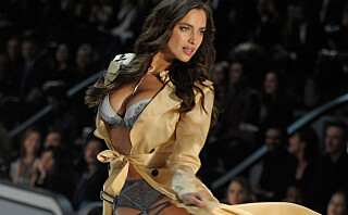 Modellene som har gått ned catwalken gravid