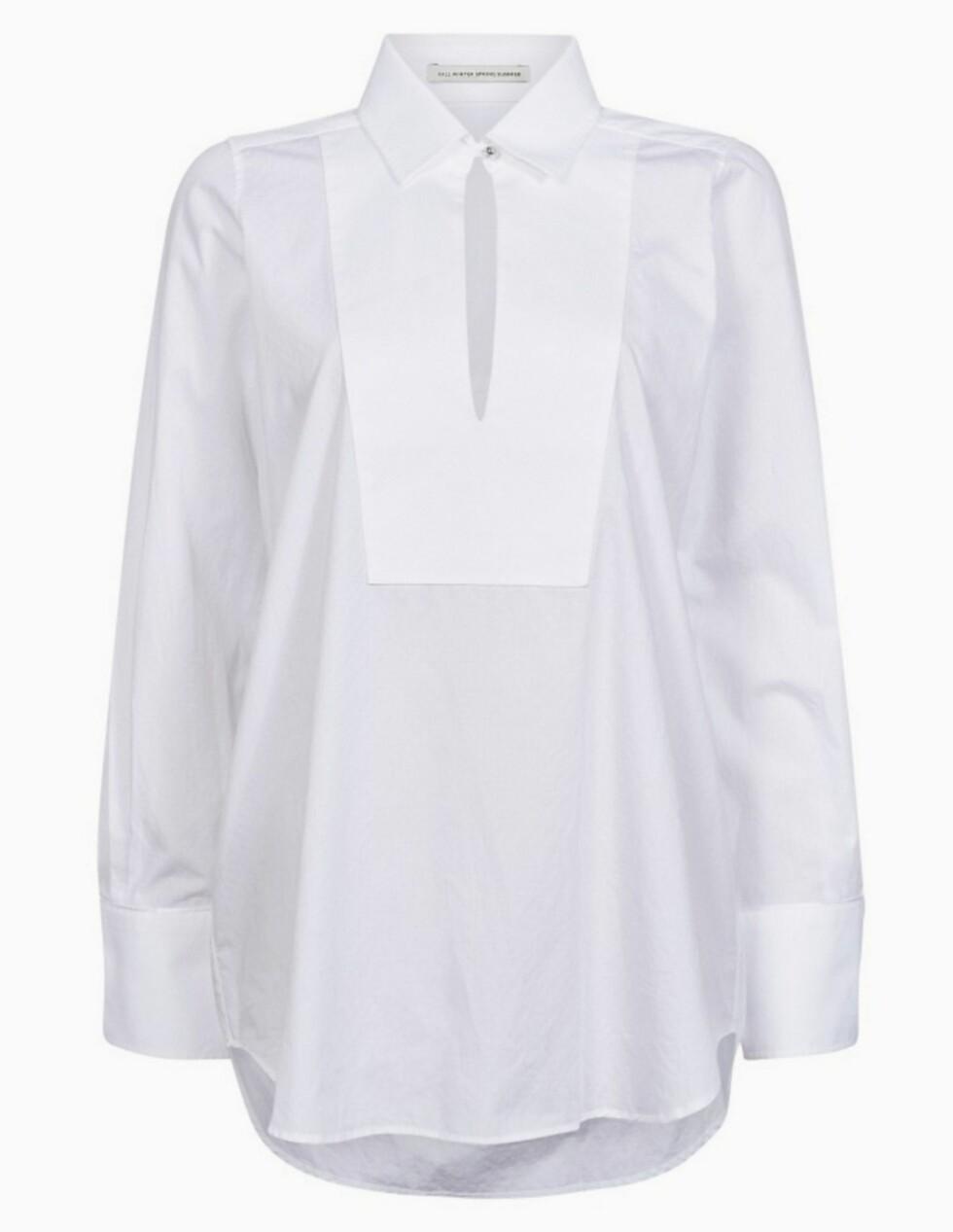 Skjorte fra FWSS | kr 1599 | http://fallwinterspringsummer.com/no/strange-pursuits-shirt.html