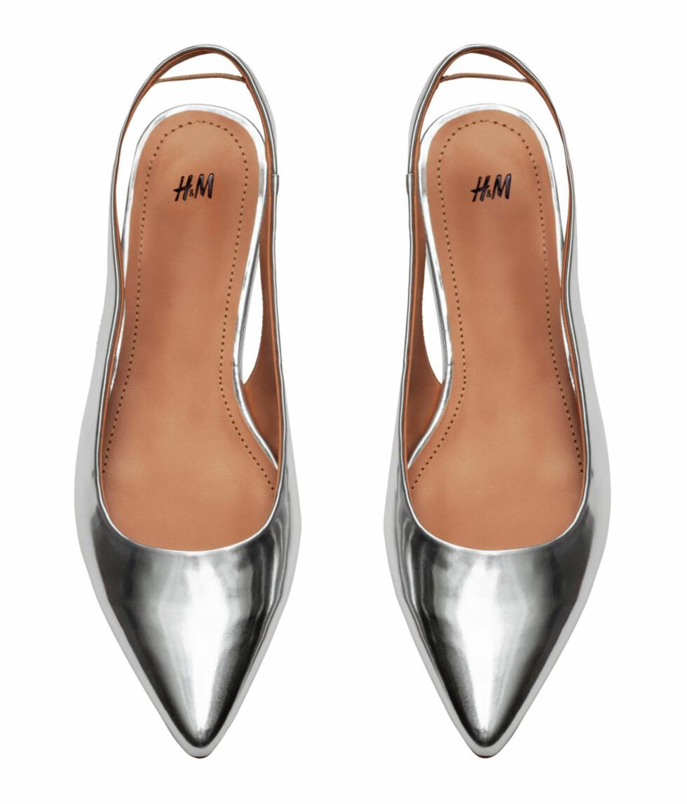 Sandaler fra H&M | kr 129 | http://www.hm.com/no/product/43448?article=43448-A