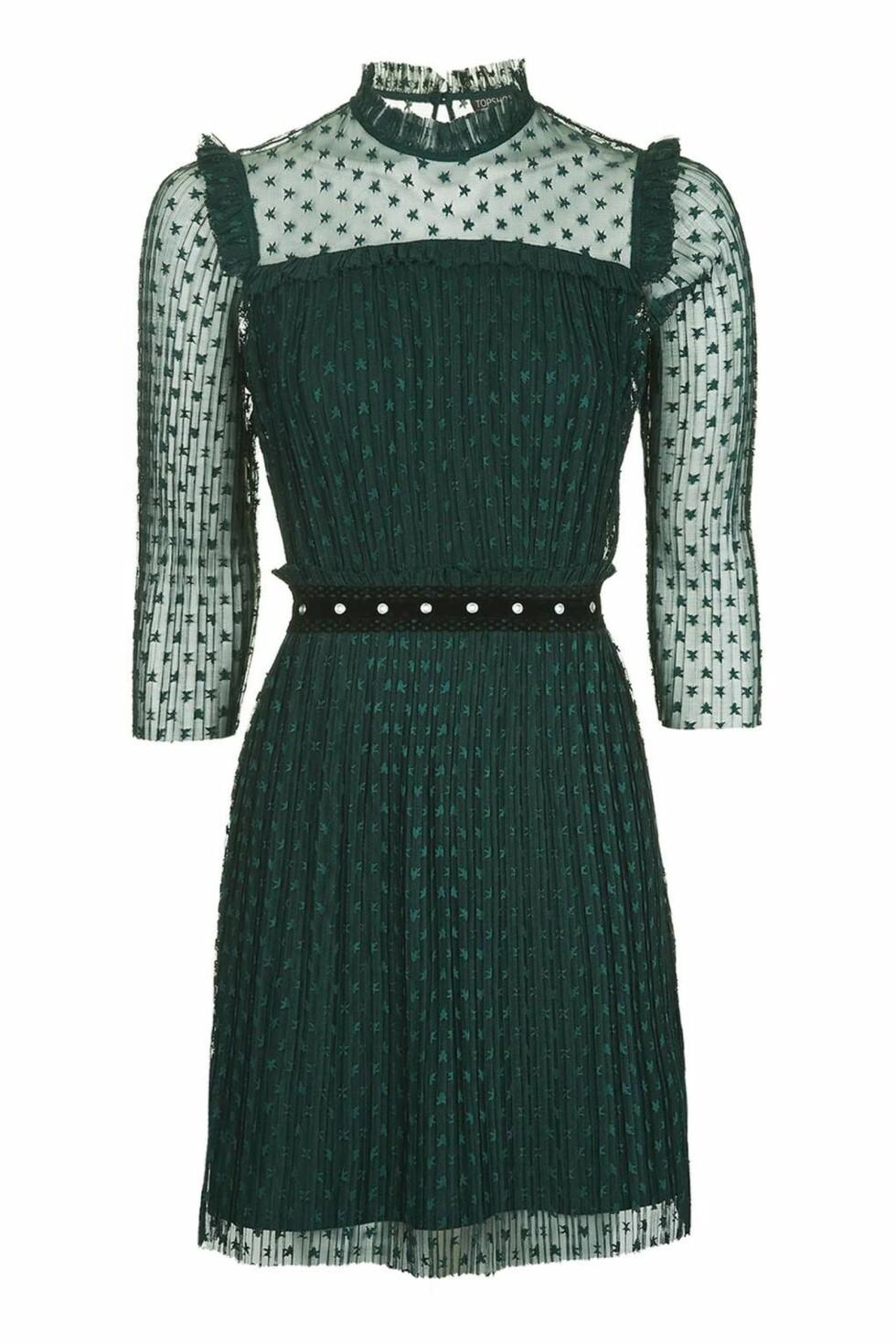 <strong>Kjole fra Topshop   kr 443   http:</strong>//www.topshop.com/en/tsuk/product/clothing-427/dresses-442/plisse-star-mesh-skater-dress-5983011?bi=80&ps=20