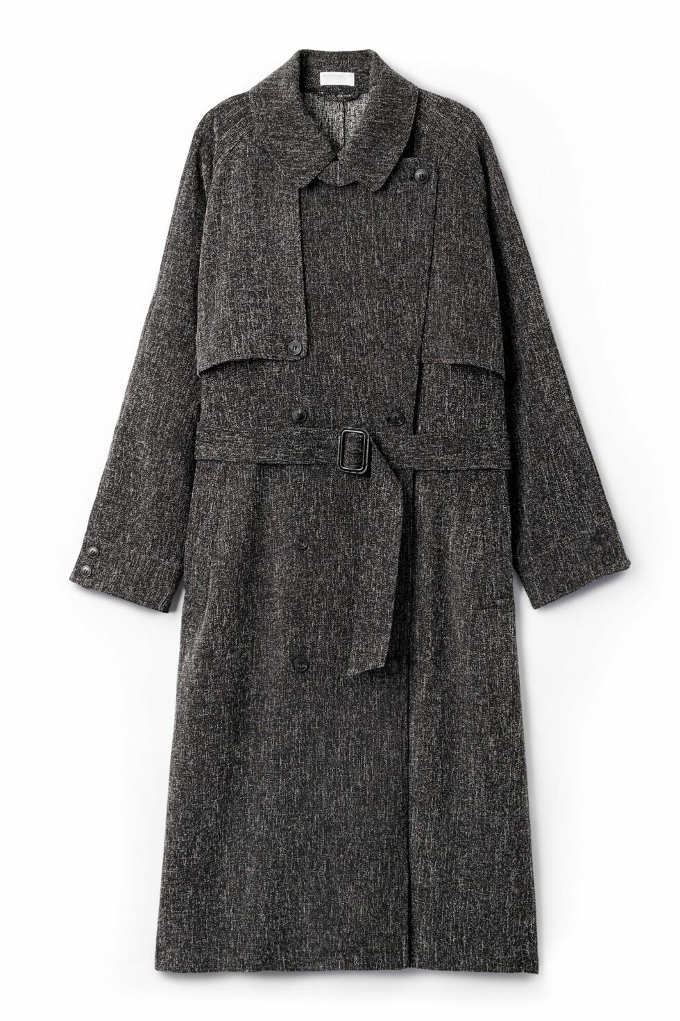 Kåpe fra Weekday | kr 500 | http://shop.weekday.com/se/Womens_shop/Sale/All/Lis_Trench_Coat/5453574-8240976.1?image=1328240#c-47958