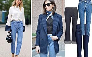 Selvfølgelig kan du bruke jeans på jobb