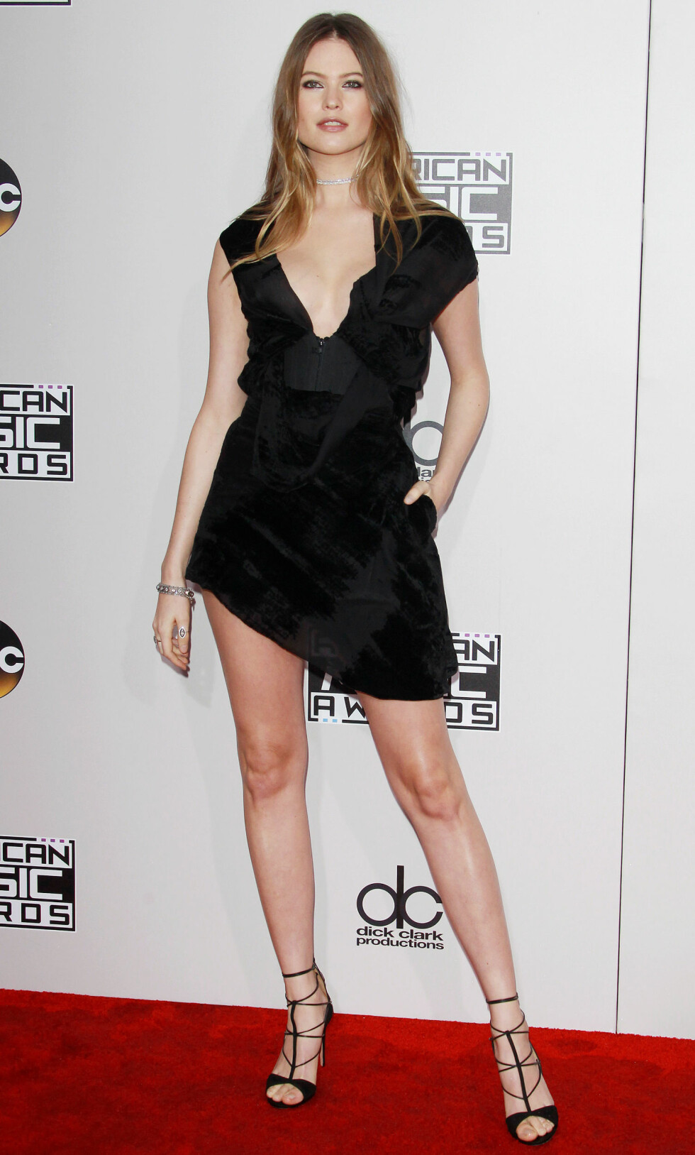 AMERICAN MUSIC AWARDS: Behati Prinsloo. Foto: Broadimage