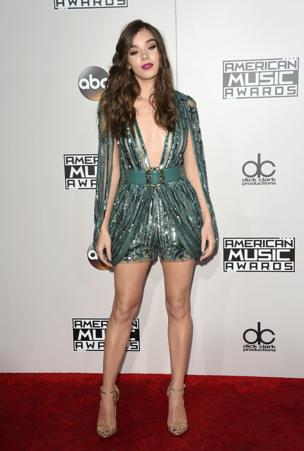 AMERICAN MUSIC AWARDS: Hailee Steinfeld Foto: Pa Photos