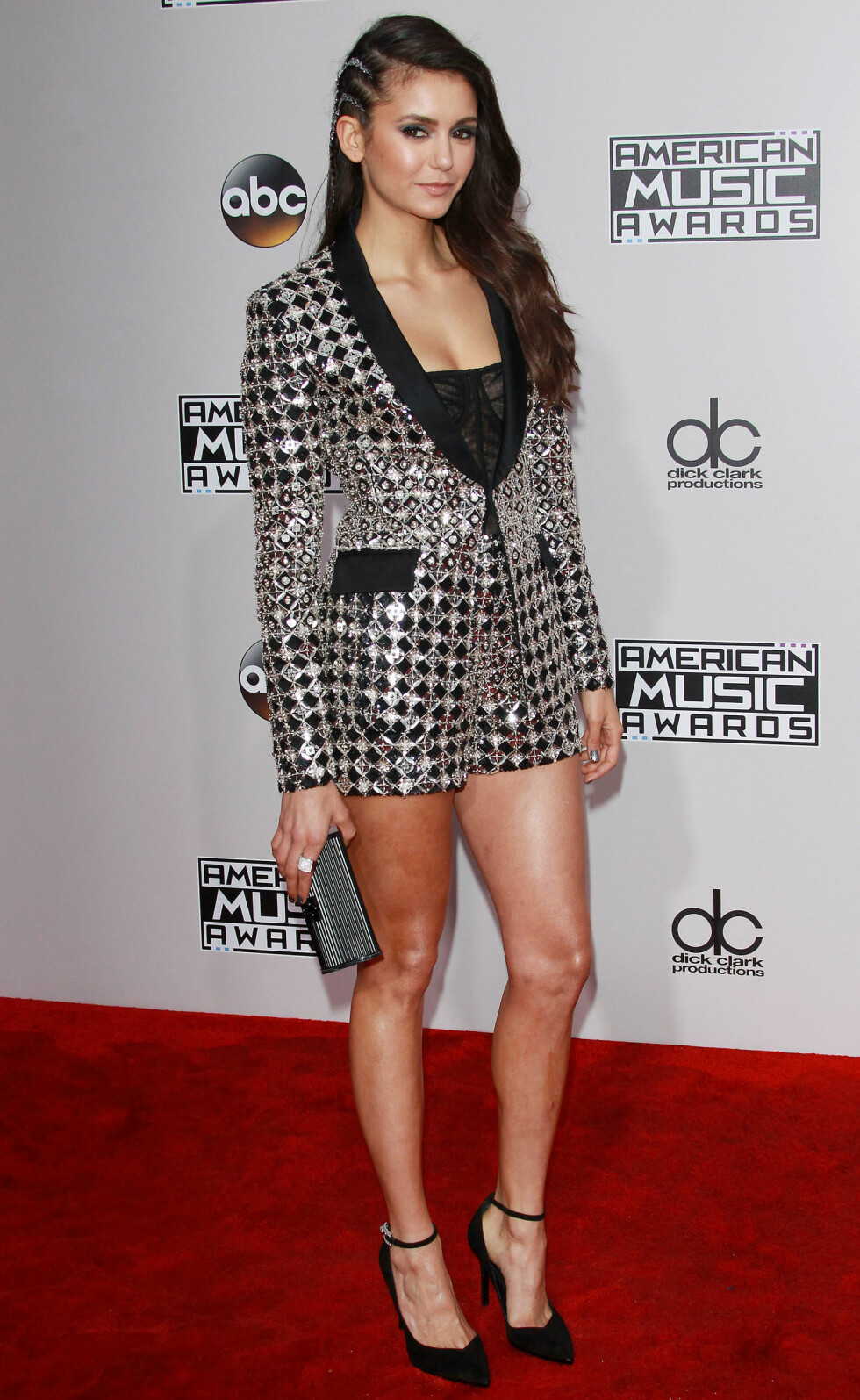 AMERICAN MUSIC AWARDS: Nina Dobrev Foto: Broadimage