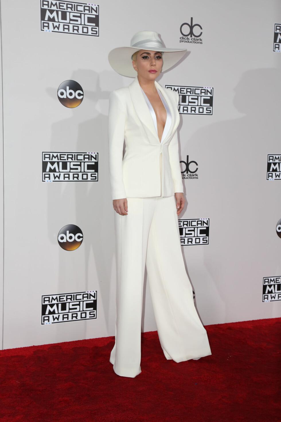 AMERICAN MUSIC AWARDS: Lady Gaga Foto: SipaUSA