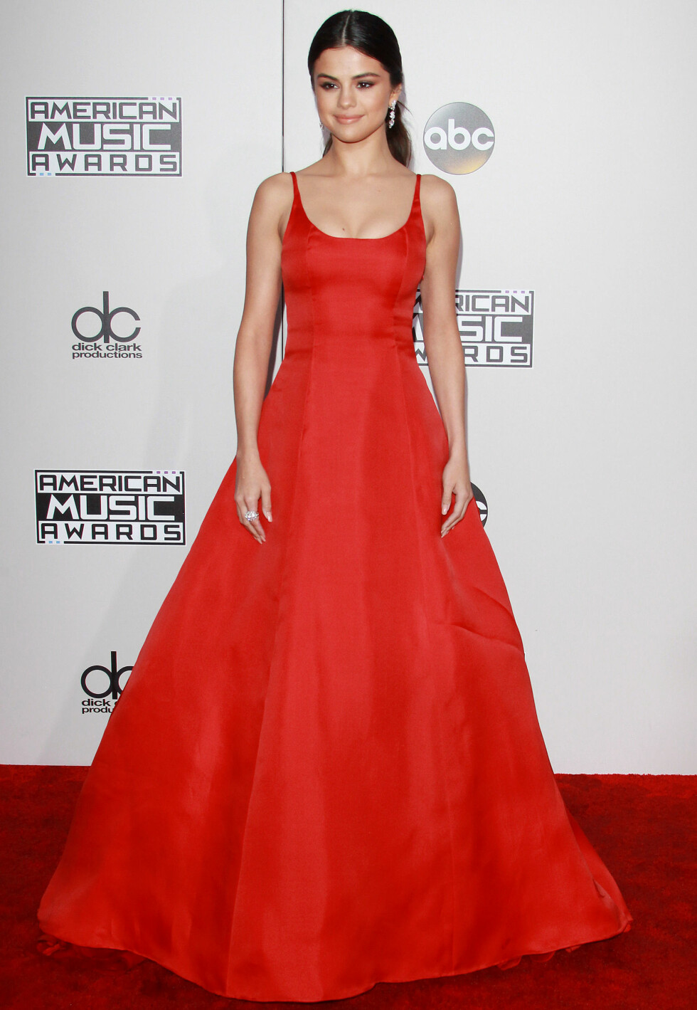 AMERICAN MUSIC AWARDS: Selena Gomez Foto: Broadimage