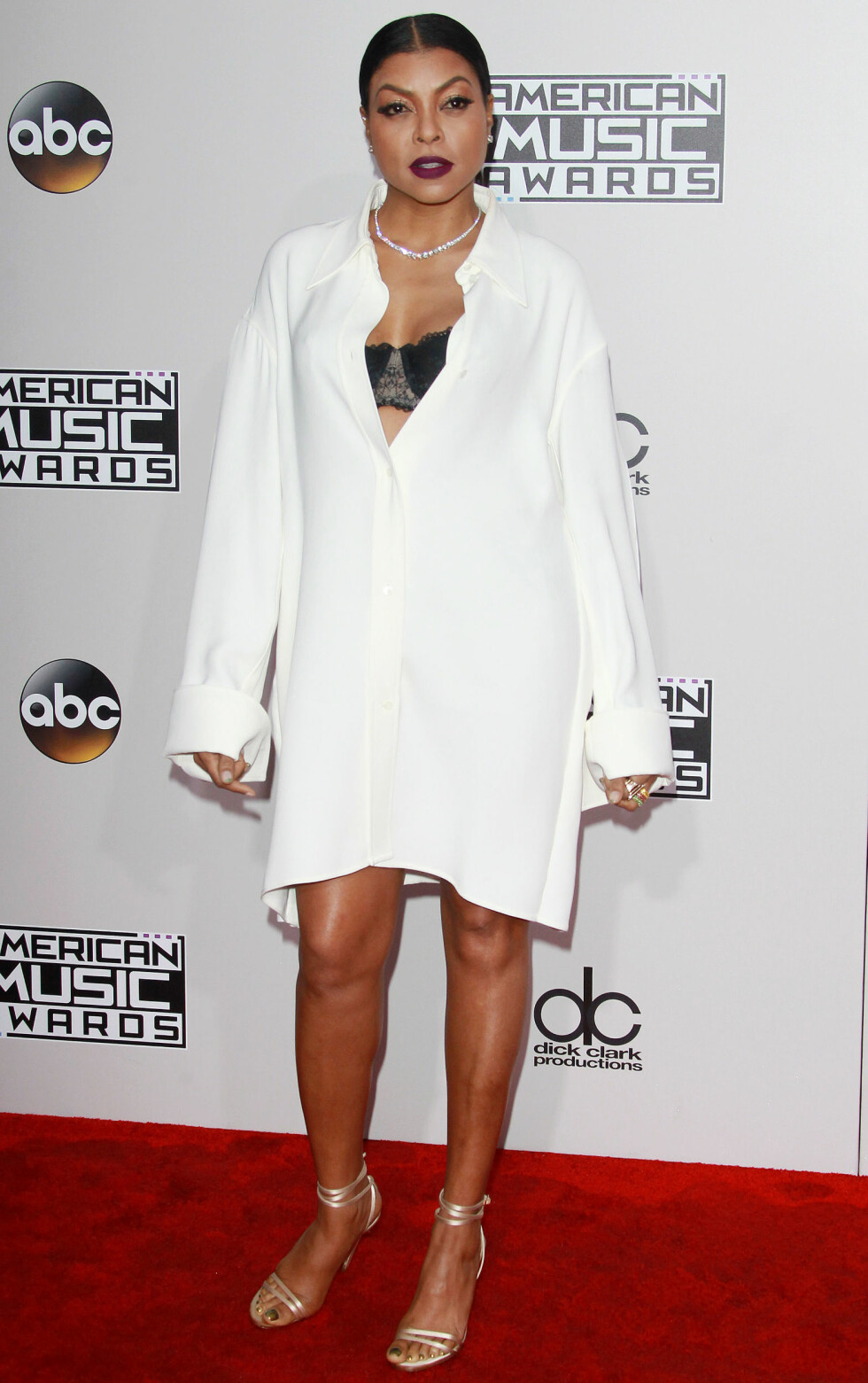 AMERICAN MUSIC AWARDS: Taraji P. Henson Foto: Broadimage