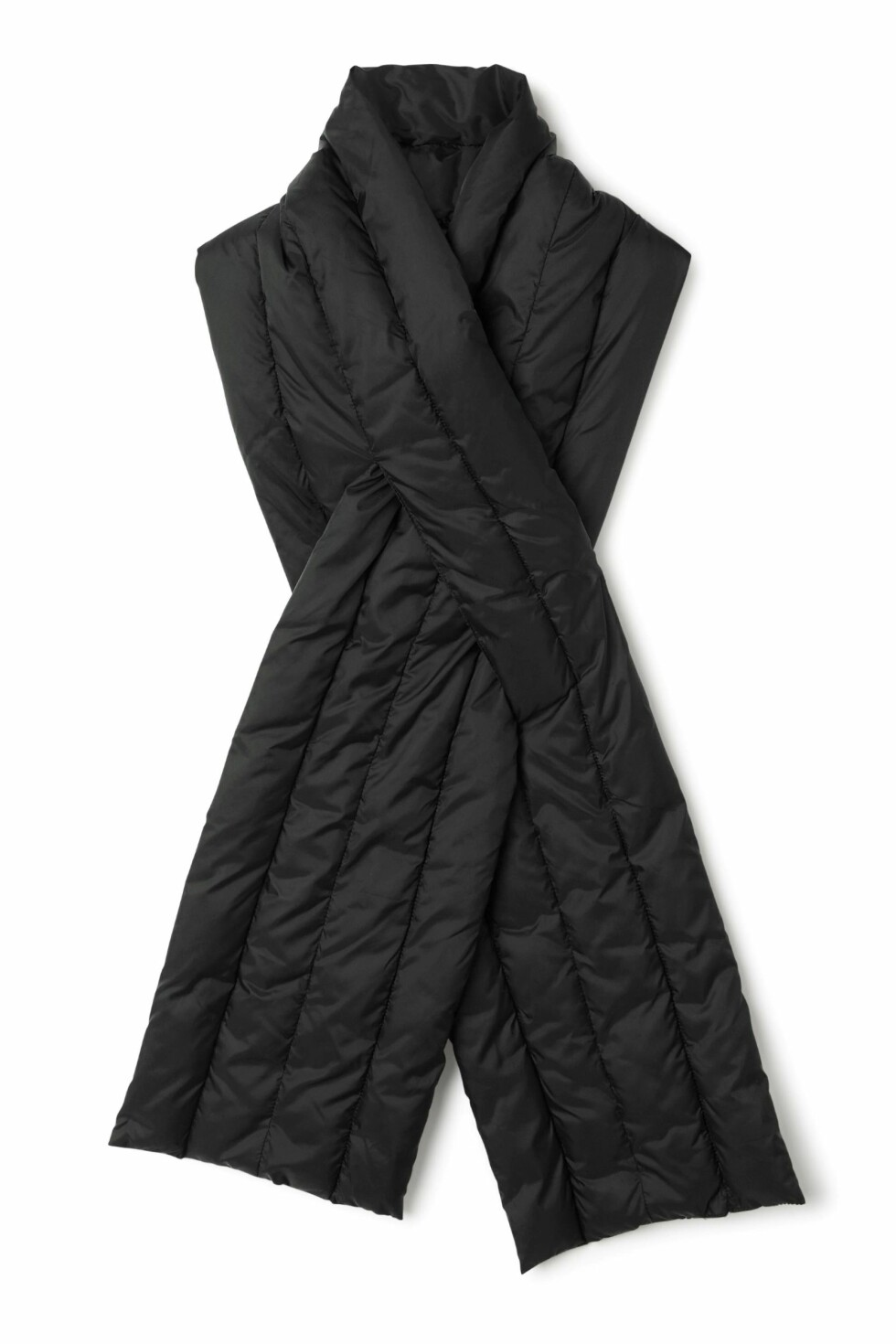 Skjerf fra Weekday | kr 300 | http://shop.weekday.com/se/Womens_shop/Accessories/All/Stream_padded_scarf/5131354-9205528.1#c-47958