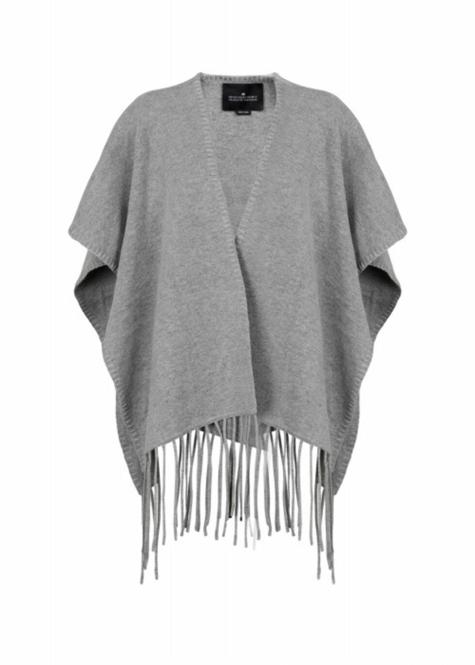 Poncho fra Designers Remix | kr 2800 | https://www.designersremix.com/no/blanket-42485.html