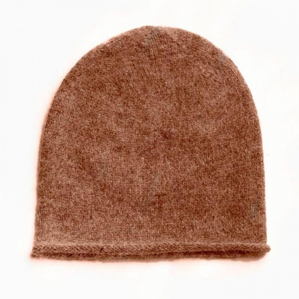 Lue fra FWSS | kr 299 | http://fallwinterspringsummer.com/no/accessories/badlands-tobacco-brown-beanie.html