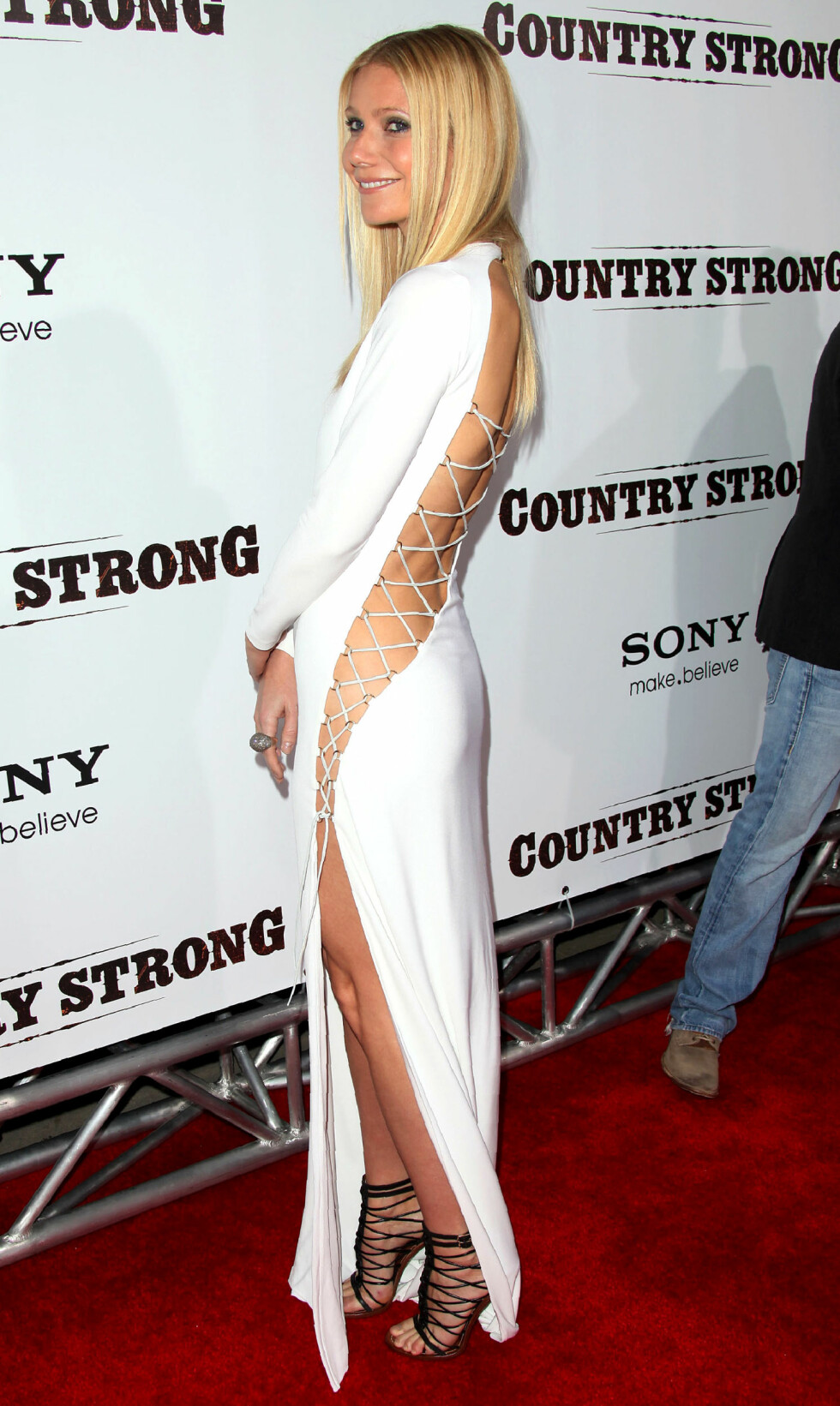 Gwyneth Paltrow, Country Strong Los Angeles premiere 2010. Foto: Broadimage