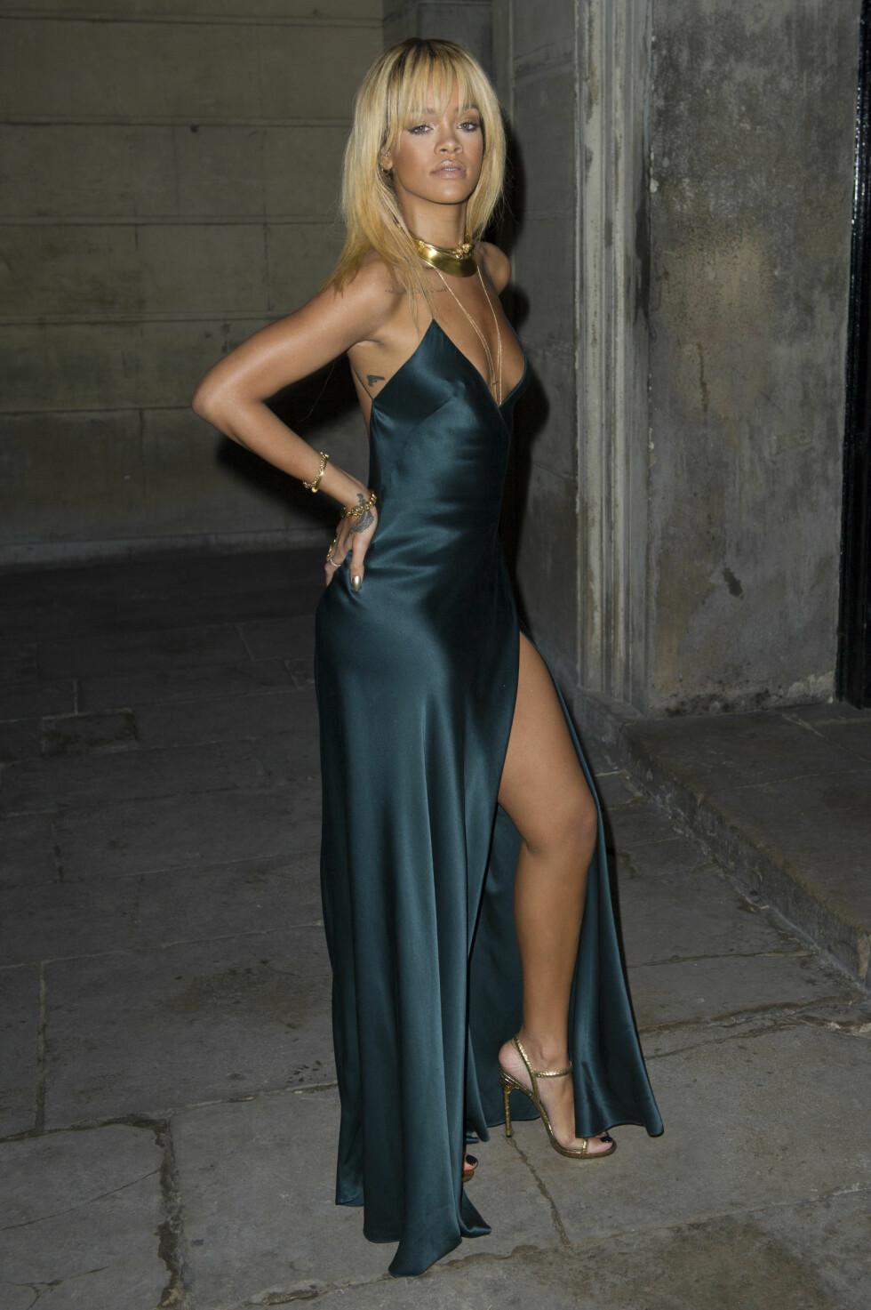 Rihanna, 2012. Foto: Ap
