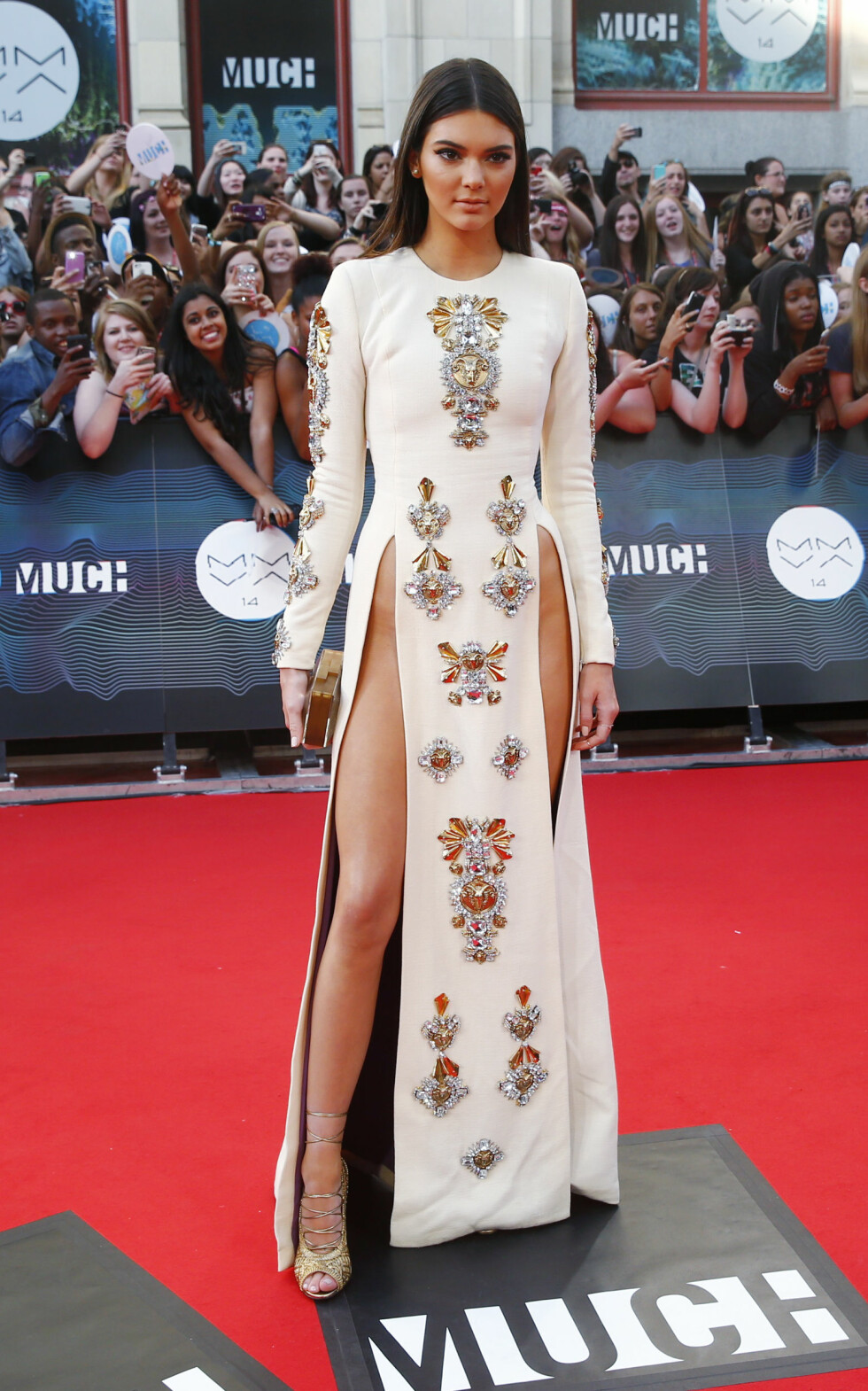 Kendall Jenner, MuchMusic Video Awards 2014. Foto: Reuters