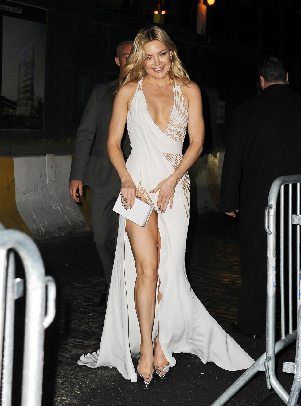 Kate Hudson Met Gala after-party. Foto: Splash News