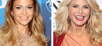 Kjendiskvinnene som ser yngre ut enn de  egentlig er