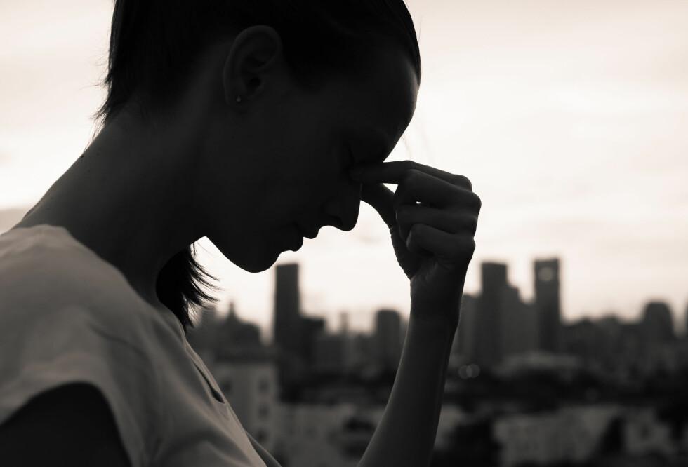 SØK HJELP: Dersom du sliter med psykiske problemer, finnes det mange steder å henvende seg. Se hele listen nederst i saken. Foto: Shutterstock / KieferPix