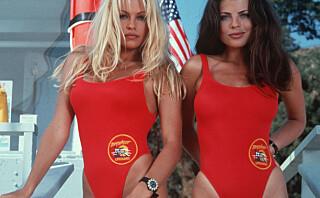 Pamela Anderson (49) ser helt smashing ut!