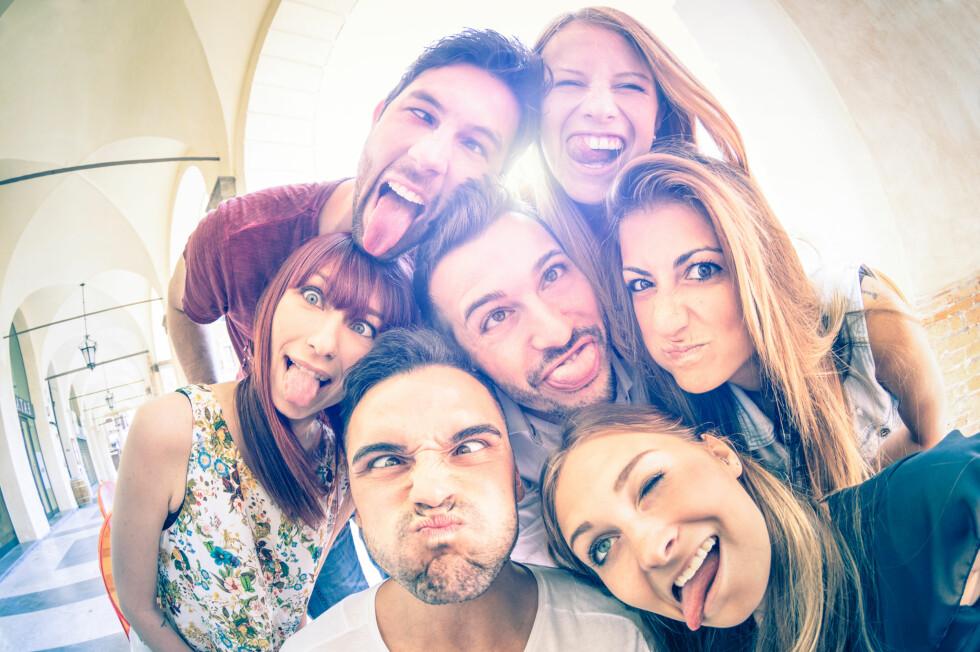 FRI SEKSUALITET: I dag er det langt mer åpenhet og forståelse for det at det finnes en rekke ulike seksuelle identiteter, og mange unge ønsker ikke å settes i bås. Foto: Shutterstock / View Apart