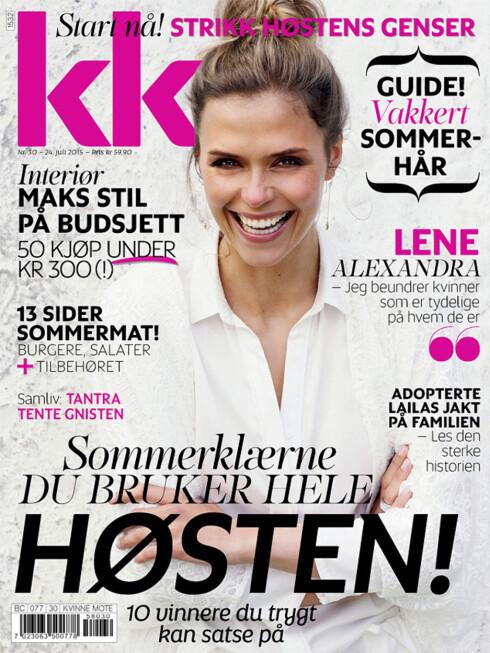 LØP OG KJØP! Saken med det danske paret som fant gnisten med tantra, kan leses i sin helhet i KK30, som er i salg fra fredag 24. juli