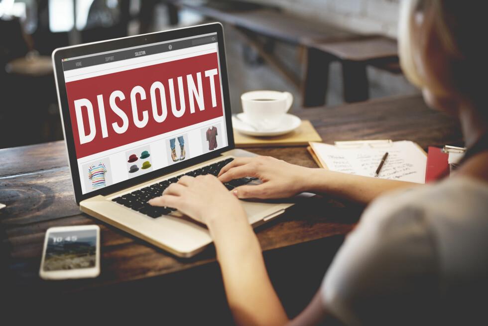 IKKE LA DEG LURE: Hvis noe som normalt koster litt plutselig er satt ned til en latterlig billig pris, er dette en liten varsellampe. Foto: Shutterstock / Rawpixel.com
