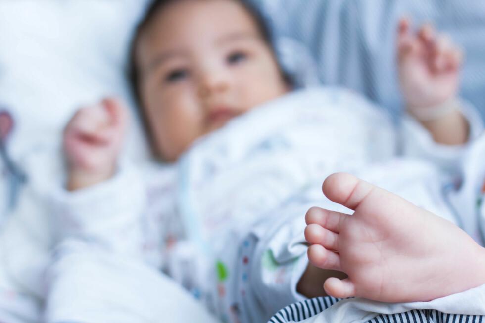 <strong>ØNSKE OM BARN:</strong> Barneønsket står sterkt hos mange.  Foto: Shutterstock / chuanpis