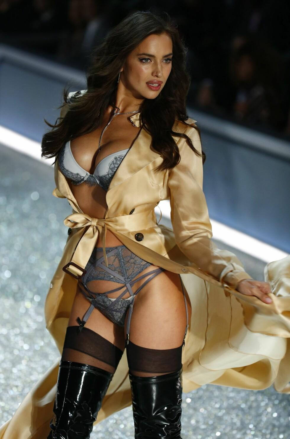 Irina Shayk, Victoria's Secret Fashion Show, Runway 2016  Foto: Epa