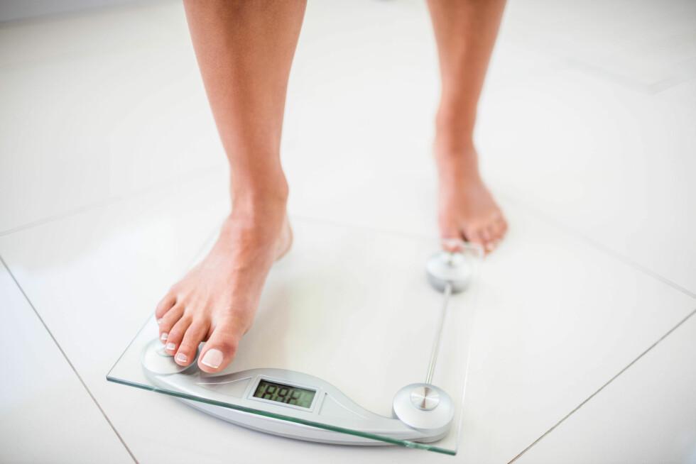 LAVT STOFFSKIFTE: Dersom du har gått opp unormalt mye i vekt den siste tiden kan det skyldes at du har lavt stoffskifte.  Foto: Shutterstock / wavebreakmedia