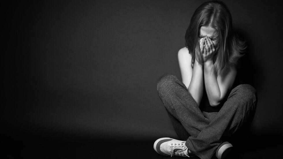BLI FORLATT SOM BARN: Å føle seg forlatt som barn kan gjøre at relasjoner blir vanskelige i voksen alder.  Foto: evgenyatamanenko - Fotolia