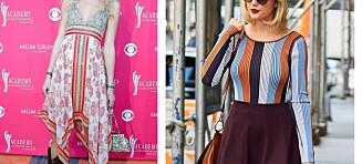 Sangstjernen Taylor Swift feirer 10 år siden første plate kom ut