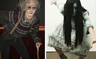 Slik kledde kjendisene seg ut under årets Halloween-fester
